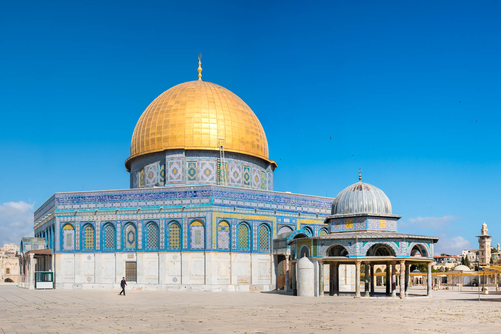 Dome of the Rock Temple Mount